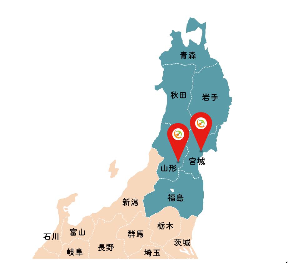 脳梗塞リハビリステーショングループ(国内 東日本)